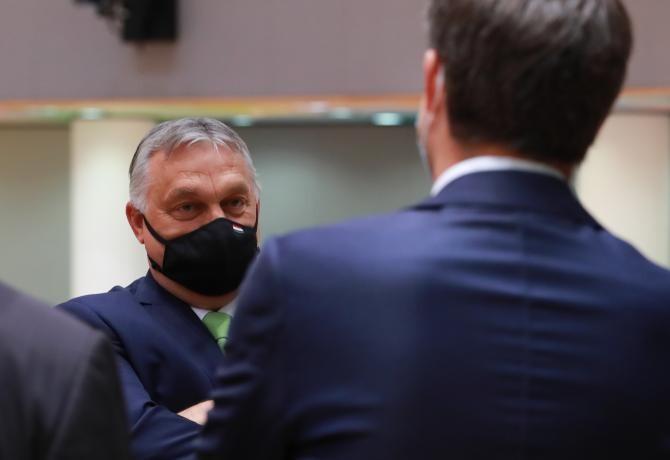 Viktor Orban, la Summit-ul UE/ foto European Union newsroom.consilium.europa.eu