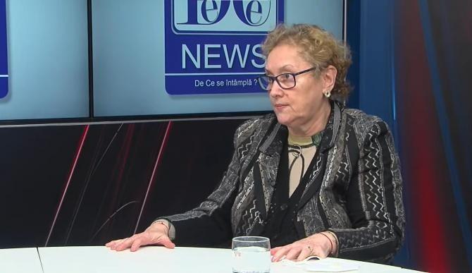 """Renate Weber vine la emisiunea """"Ce se întâmplă?"""", la DC News TV, cu Răzvan Dumitrescu"""