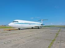 Aeronava Rombac 1-11 cu cacre zbura Ceaușescu, adjudecată pentru 120.000 de euro