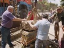 Descoperire arheologică importantă în Cluj / Foto: Facebook Muzeul Național de Istorie a Transilvaniei