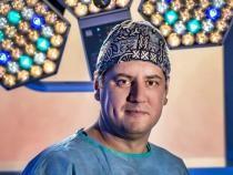 Dr. Dragoș Zamfirescu. Foto: Cristina Bobe / Facebook