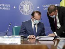 foto gov.ro/ Remaniere Guvern Cîțu