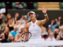 Garbine Muguruza s-a refugiat în România, după eliminarea de la Wimbledon / Foto: Facebook Garbi Muguruza