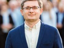 Igor Grosu, candidatul PAS la funcția de președinte al Parlamentului Republicii Moldova. Socialiștii și comuniștii nu  participă la vot  /  Sursă foto: Facebook Igor Grosu