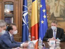 Iohannis participă la ședinţa de Guvern de miercuri. Se va aproba un memorandum privind implementarea proiectului ''România Educată''