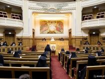 Sfântul Sinod al BOR  Foto: basilica.ro