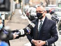 Sorin Cîmpeanu: Valul patru al pandemiei nu va pune probleme procesului normal de învățământ  /  Foto: Facebook Sorin Cîmpeanu