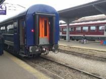 Întârzieri de sute de minute în circulația trenurilor / Foto ilustrativ trenuri