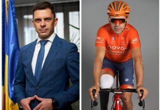 Eduard Novak, de la sportiv medaliat cu AUR la ministru. Palmares impresionant - Zeci de medalii internaţionale, trei medalii paralimpice