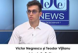 Cine e Teodor Vîjîianu, un tânăr de care o să mai auziți / video