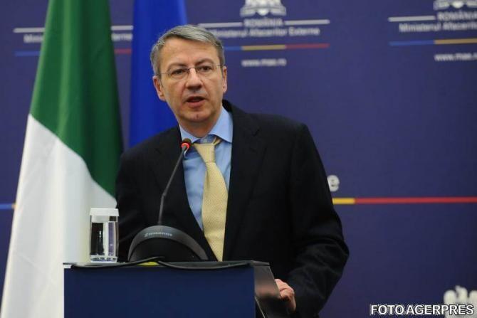 A murit George Ciamba. Ambasadorul României la Atena suferea de o cruntă boală
