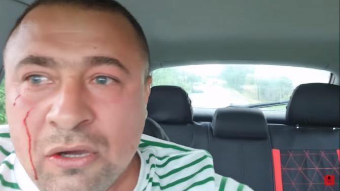 Activistul buzoian / Captură video, arhivă