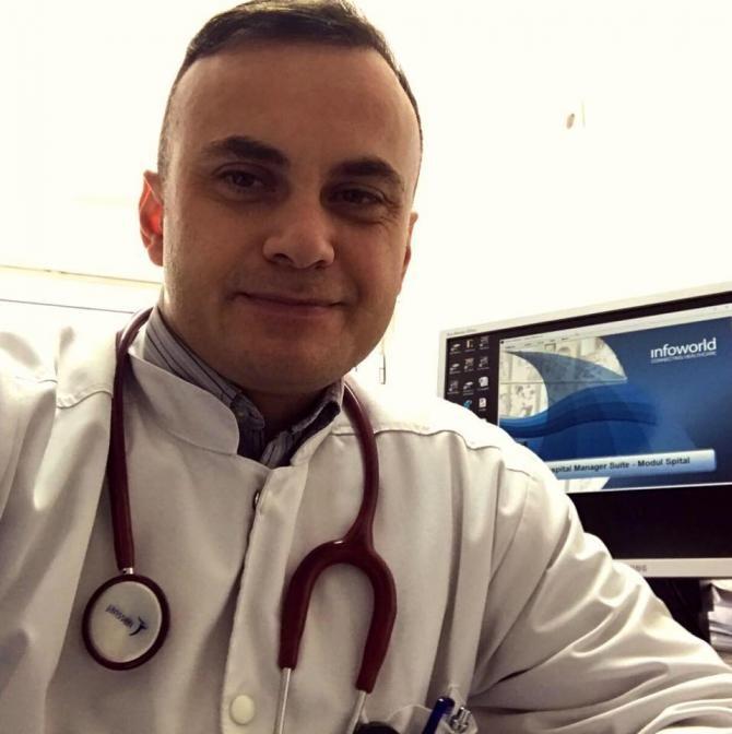 Foto Facebook Dr. Adrian Marinescu