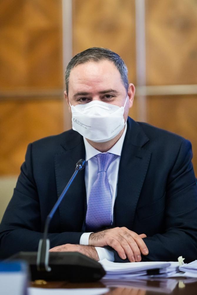 Nazare, după ce a fost demis de Cîțu: Am ținut Finanțele departe de duelul din PNL / Foto: Facebook Alexandru Nazare