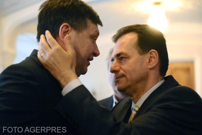 Antonescu și Orban