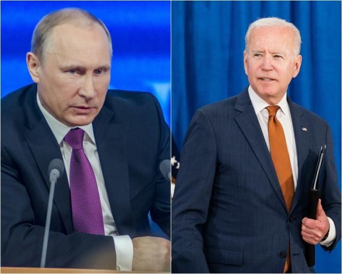 Biden: Uitaţi-vă la ceea ce face deja Rusia cu alegerile legislative din 2022 din SUA