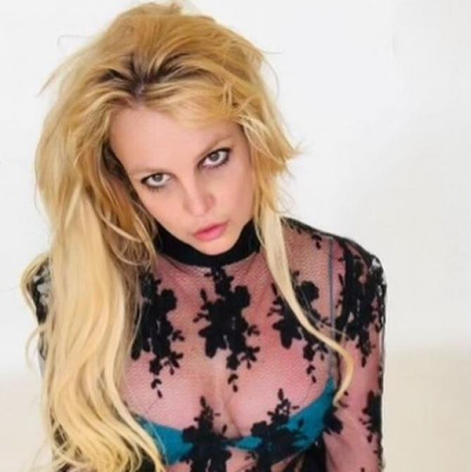 Foto: Instagram Britney Spears