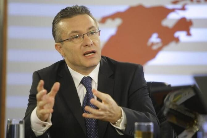 Cristian Diaconescu, președintele PMP    Foto: Facebook