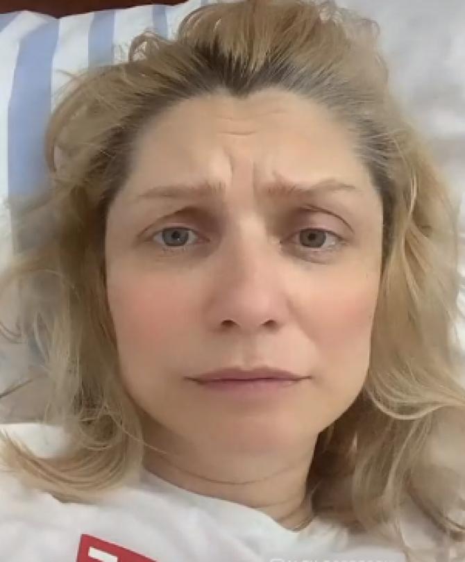 Cristina Cioran a născut prematur. Mesaj disperat, în lacrimi: Sunt  speriată, rugați-vă pentru fiica mea   DCNews