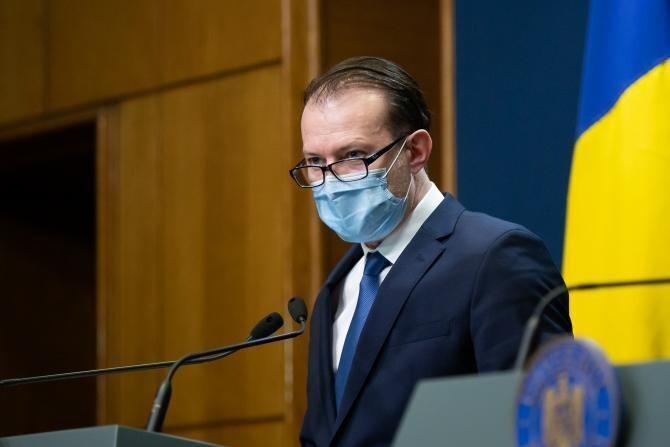 Comunitatea Declic, denunț pe numele premierului Florin Cîțu