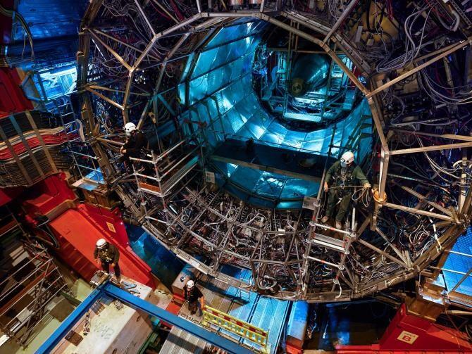Foto: Facebook / CERN