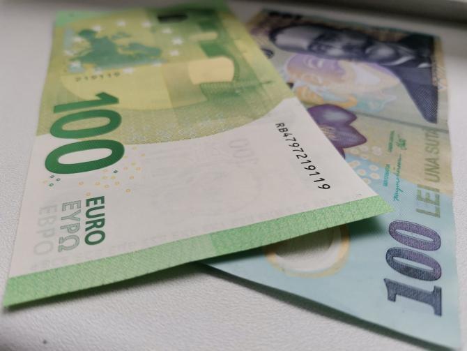 EURO, nou maxim istoric