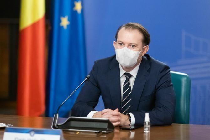 Florin Cîțu / Foto gov.ro, arhivă