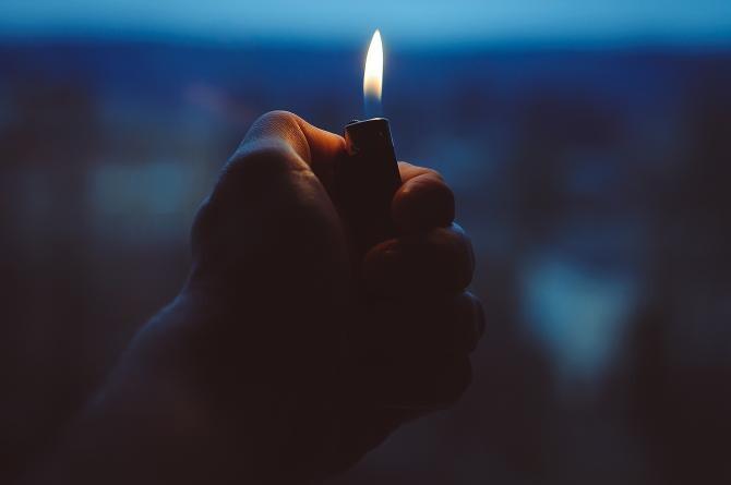 Incendiu la Salonta. Un bărbat a fost arestat. Individul ar fi dat foc intenționat / Foto: Pixabay