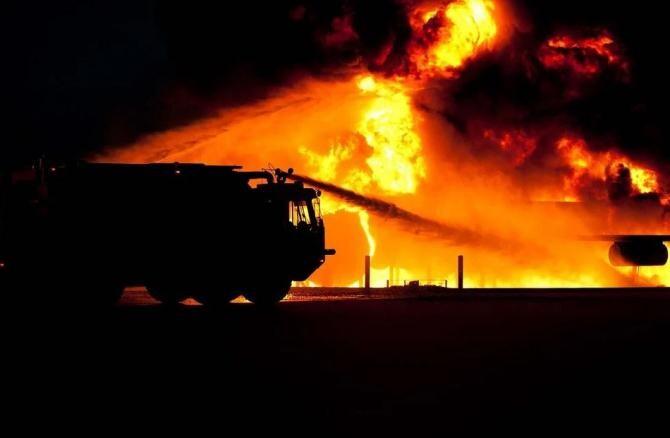 Pixabay /  Incendiu la Salonta