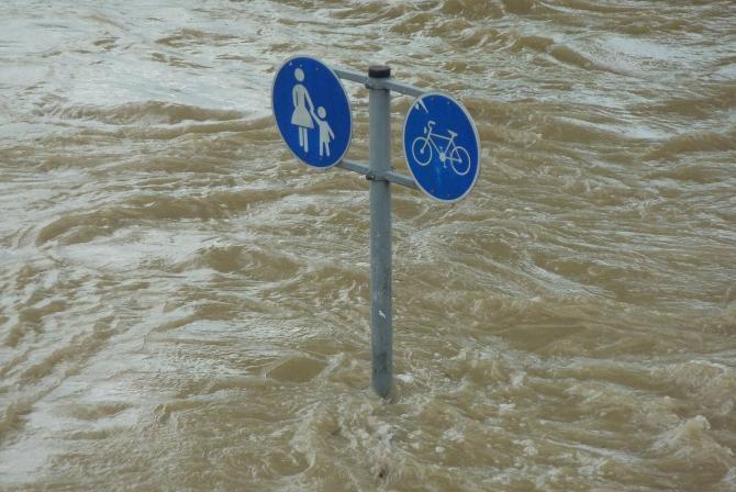 Inundații în Germania. Angela Merkel: Sunt șocată! O catastrofă / Foto: Pixabay