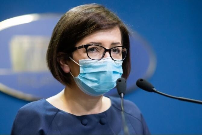 Ioana Mihăilă / Foto gov.ro