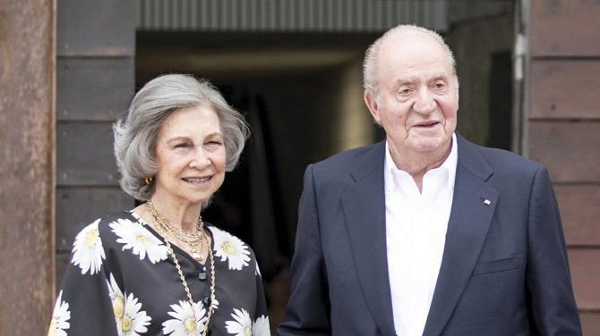 Regele Juan Carlos al Spaniei și-a spionat iubita cu ajutorul serviciilor secrete  /  Sursă foto: Facebook S.M. El Rey Juan Carlos