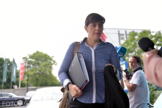 Laura Codruța Kovesi, șefa EPPO