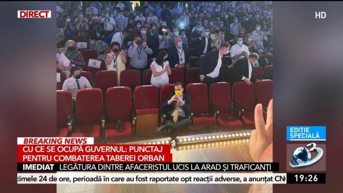 foto captură Antena 3