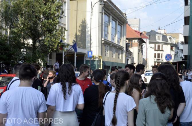 Rezultate BAC 2021, afișate pe bacalaureat.edu.ro