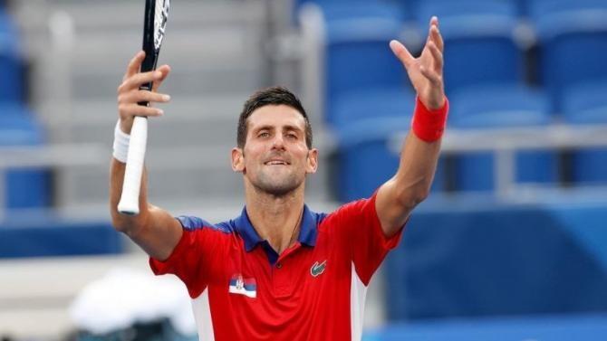 Novak Djokovic  Foto: Facebook
