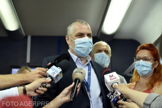 Ovidiu Vizante, şef CFR Călători