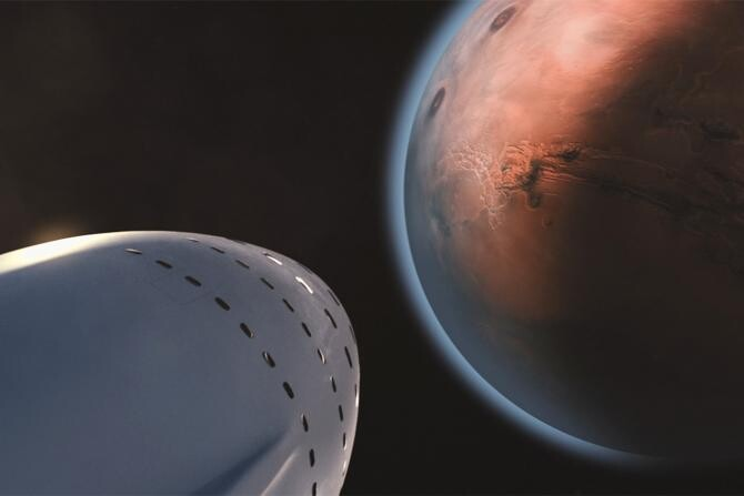 Pexels / Structura internă a planete Marte, determinată de oamenii de știință