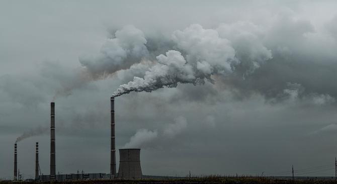 Foto ilustrativ poluare. Imagine de Nikola Belopitov de la Pixabay