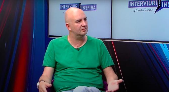 Radu Savopol / Captură DCNewsTV