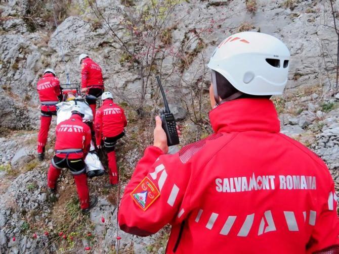 Vacanță la munte. Sabin Cornoiu, semnal de alarmă / Foto: Facebook Salvamont România