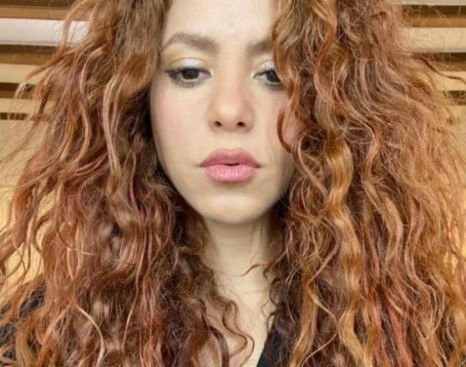 Facebook - Shakira