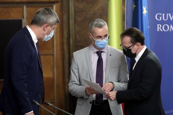 foto gov.ro/ Stelian Ion, criticat din UDMR