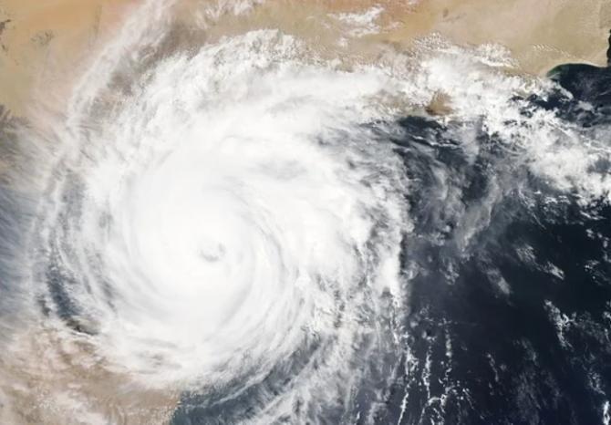 Taifunul In-Fa a lovit estul Chinei. Peste 100.000 de oameni au fost evacuați  /  Sursă foto: Pixbay