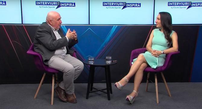 Dr. Toader Corneliu / Captură DCNewsTV