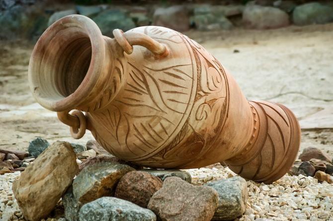 Ulcior cu inscripţii biblice vechi de 3.100 de ani, descoperit în Israel  / Foto: Pixabay