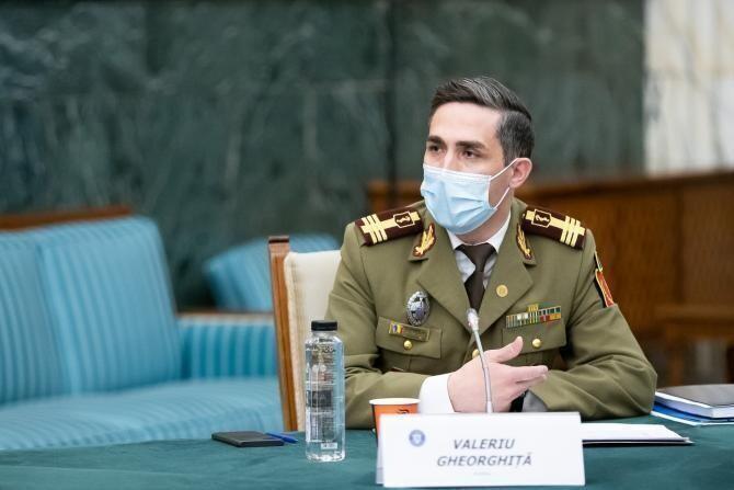 Valeriu Gheorghiță / Foto gov.ro