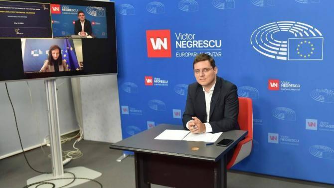 Facebook Victor Negrescu