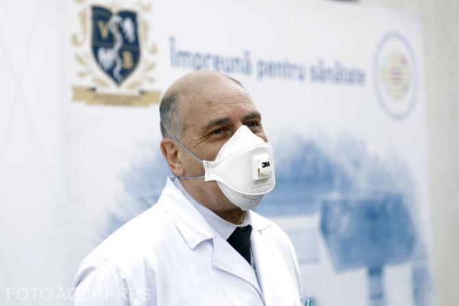 Virgil Musta, despre liniștea de dinaintea furtunii COVID-19. Valul 4 în România, peste maximum o lună
