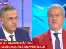 Răzvan Dumitrescu și Adrian Năstase